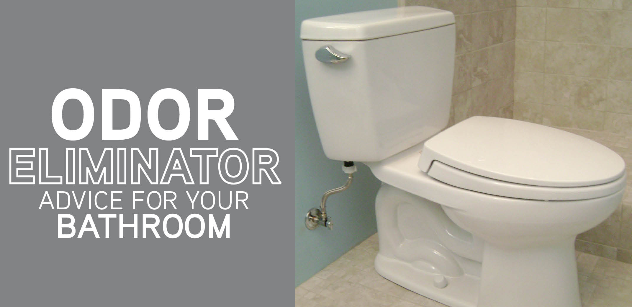 Odor Eliminator Advice For Your Bathroom Mr Rooter