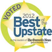 Best of the Upstate 2012