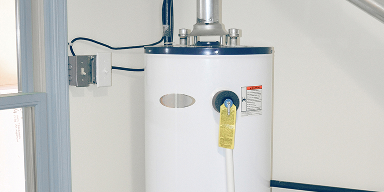 Where Is the Hot Water Heater Pressure Relief Valve?