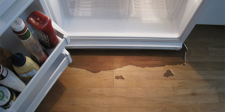 Why Does My Refrigerator Leak Water?