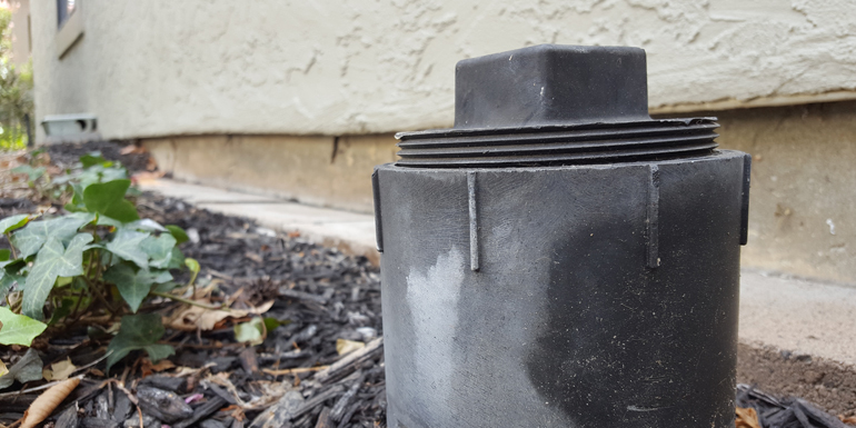 How To Find A Buried Sewer Cleanout