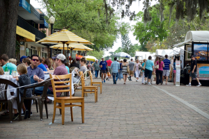 Winter Park Sidewalk Festival