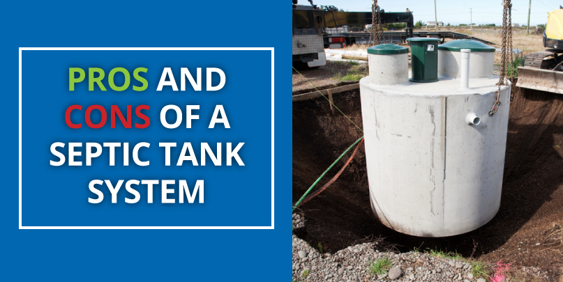Pros And Cons Of A Septic Tank System