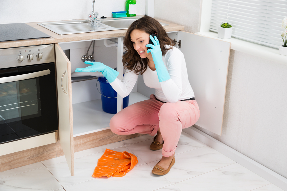 Fixing Water Leaks In Your Kitchen
