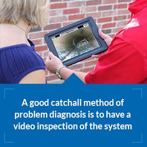 pipe video diagnosis