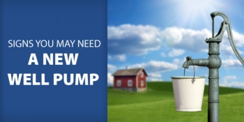 How To Tell If Your Well Pump Is Bad Mr Rooter Plumbing