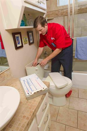 Syracuse toilet repair