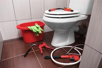tools to fix toilet