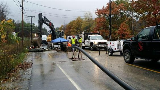Sewer Line Replacement Service