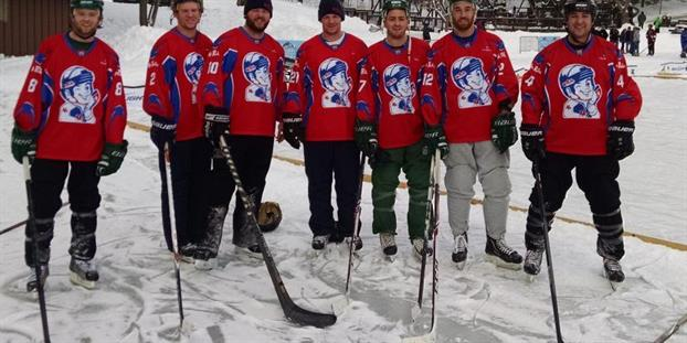 plumbers hockey team