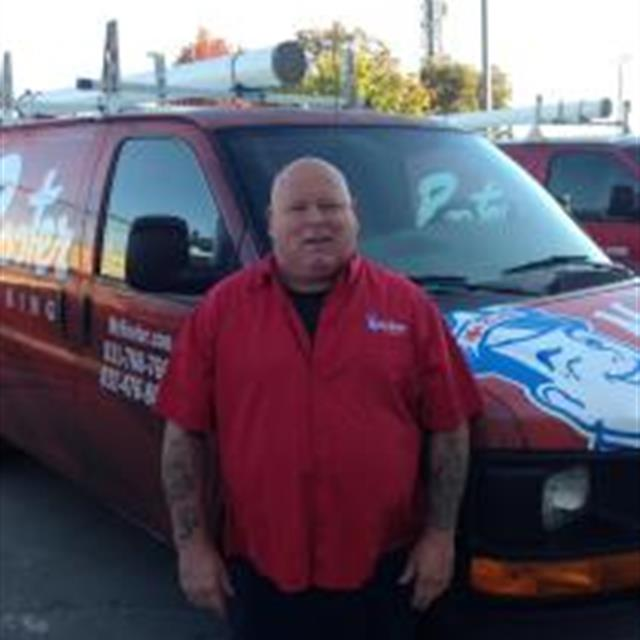 Meet Pete Dusold. Pete is our training manager. Pete has been with Mr. Rooter Plumbing for over 5 years and is a valuable part of our team.