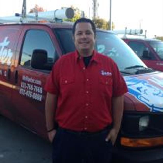 Albert Castillo has been a valuable part of the Mr. Rooter Plumbing Santa Cruz team for over 12 years. Albert began as a Technician in 2003 and was promoted to Assistant Manager in 2012. Albert is very knowledgeable in all areas of Plumbing and Trenchless Technology.