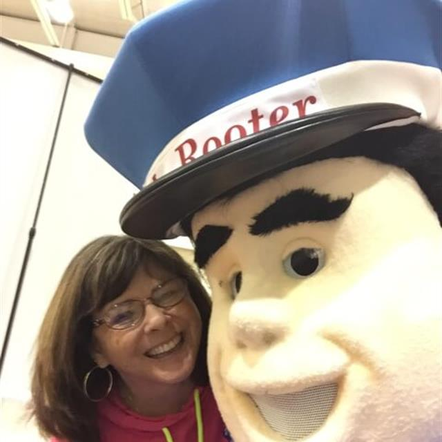 Hanging with Mr. Rooter