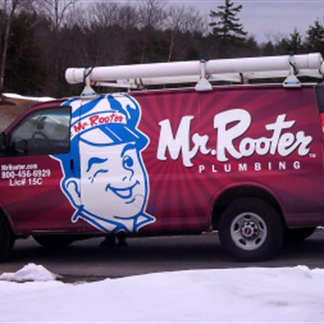 When you call Mr. Rooter Plumbing of NH, you will see a van very much like this one pull in your driveway. We are always friendly, and always ready to help!