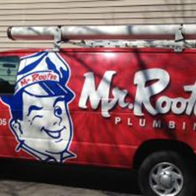 Our qualified technician will arrive in a timely fashion in our Mr Rooter Plumbing van.