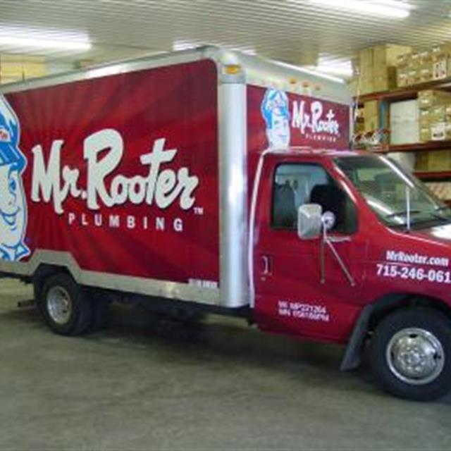 Our Trucks are stocked with parts so our service technicians can help you with any plumbing problem.