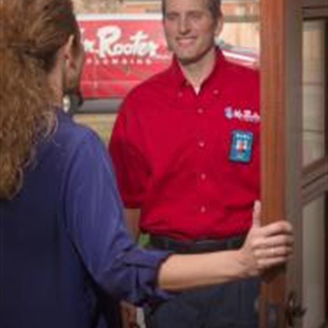 Mr Rooter plumbers will always arrive at your door and identify themselves to you.  And for your peace of mind, our team undergoes a thorough background check,