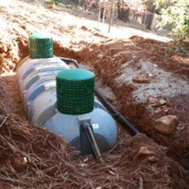 Yes, we install new septic systems. Call for an appointment with Jim, he will do a site visit at no charge and give you all options available.