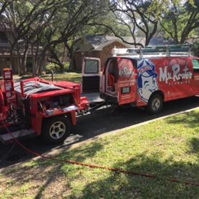 Mr. Rooter Plumbing of SA only uses the best, fully branded equipment!