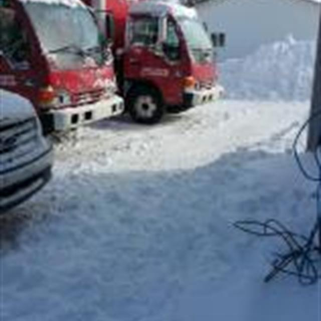 Mr. Rooter Plumbing of Fort Wayne works even in the snowy weather making sure our customers are taken care of.
