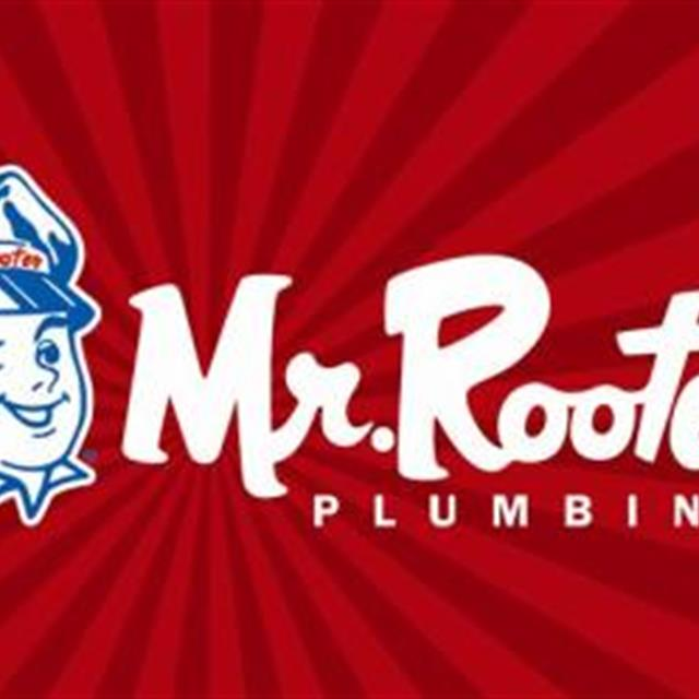 This is the Mr Rooter Logo
