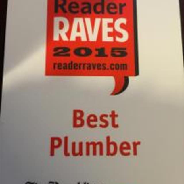 Thank You to all the people who voted for us for the best plumbing company in the valley. We appreciate it and will continue to work hard for you all.