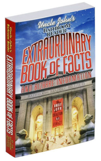 extraordinary book of facts