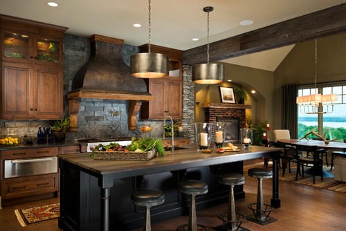 10 Awesome Kitchens That Would Make Martha Stewart Jealous