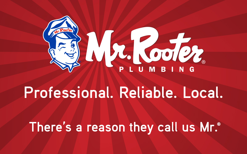 Mr. Rooter: Professional. Reliable. Local.