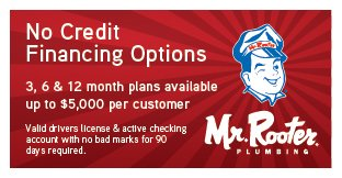 No Credit Financing