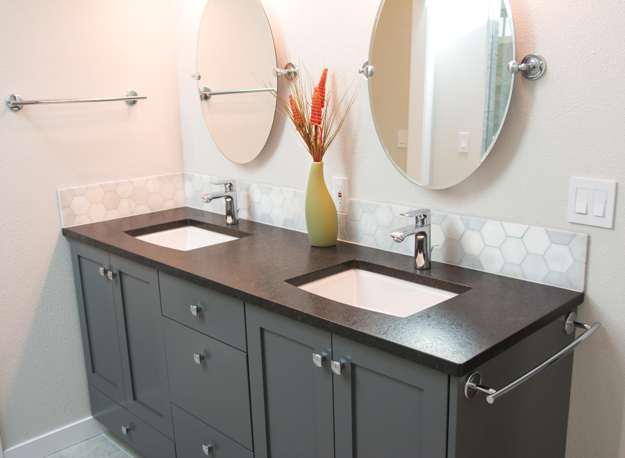 Could Your Bathroom Benefit From His And Her Sinks