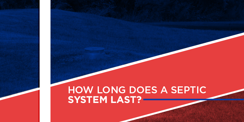 how long does a septic system last