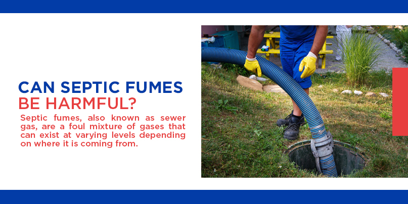 can septic fumes be harmful