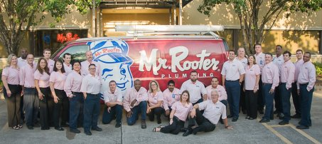 Mr. Rooter Plumbing of Montgomery County Team