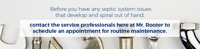 before you develop septic issues