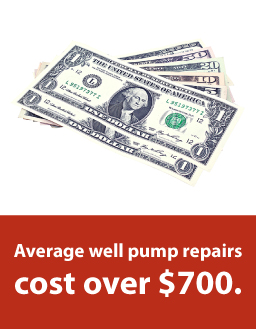 cost of sump pump repair