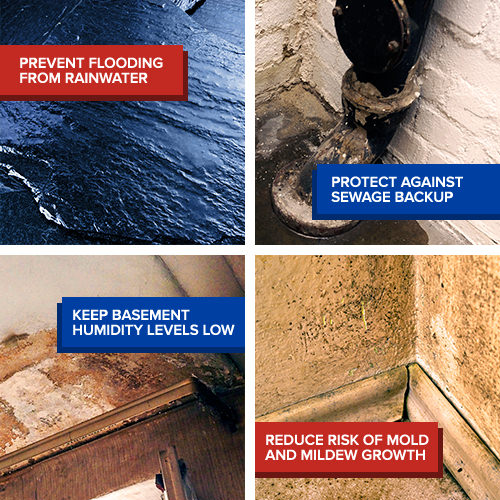 purpose of sump pumps