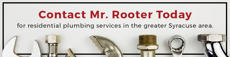 contact Mr. Rooter plumbers today