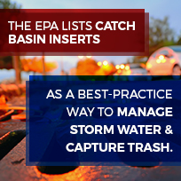 catch basins inserts
