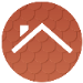 brown roof icon